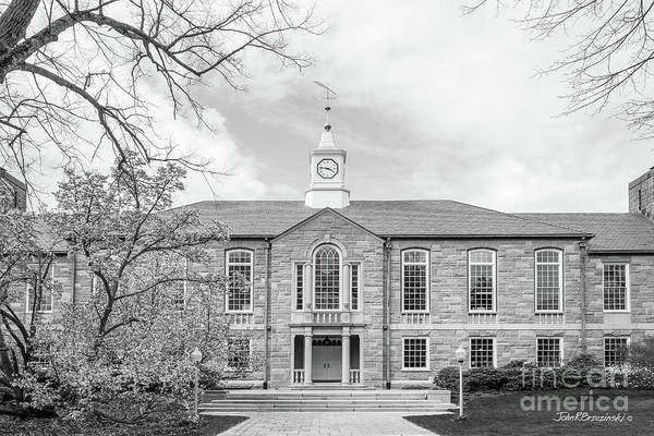 Photograph - University Of Rhode Island Green Hall by University Icons