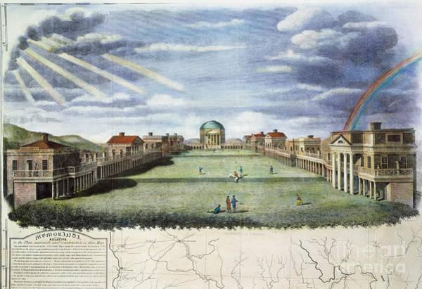 Wall Art - Photograph - University Of Virginia by Granger