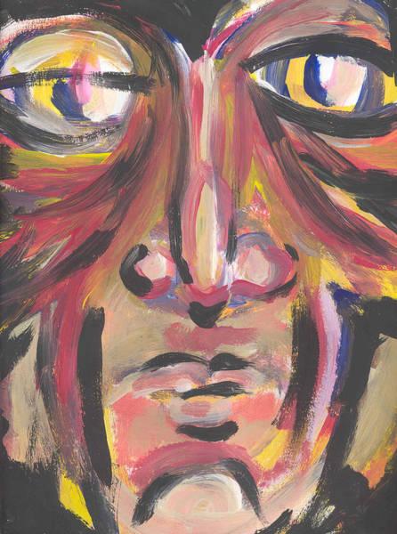 Guache Painting - Untitled by Stuart Bracewell