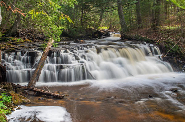 Photograph - Upper Mosquito Falls by Gary McCormick