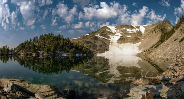 Photograph - Upper Skytop Lake by Leland D Howard
