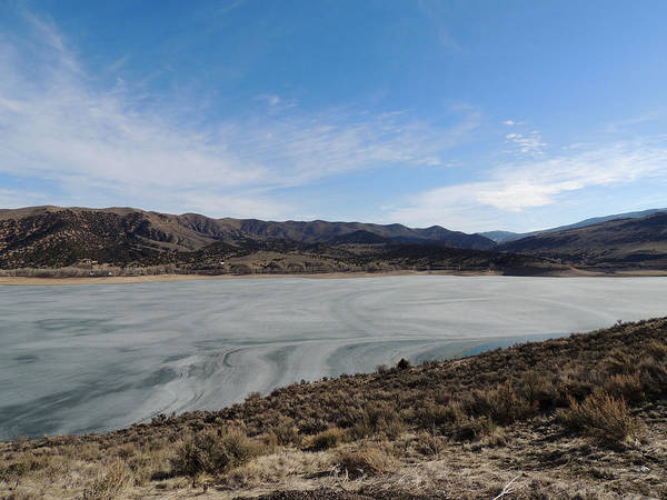 Photograph - Utah In March by Andrew Chambers