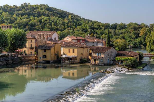 Wall Art - Photograph - Valeggio Sul Mincio - Italy by Joana Kruse
