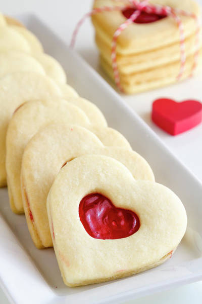 Photograph - Valentines Day Treats by Teri Virbickis