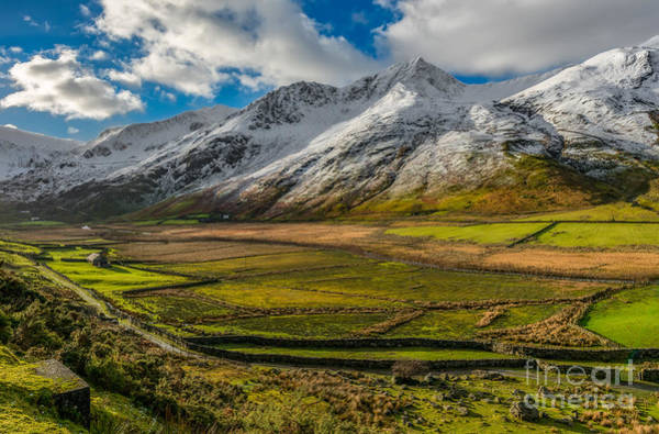 Snowdonia Wall Art - Photograph - Valley Light by Adrian Evans
