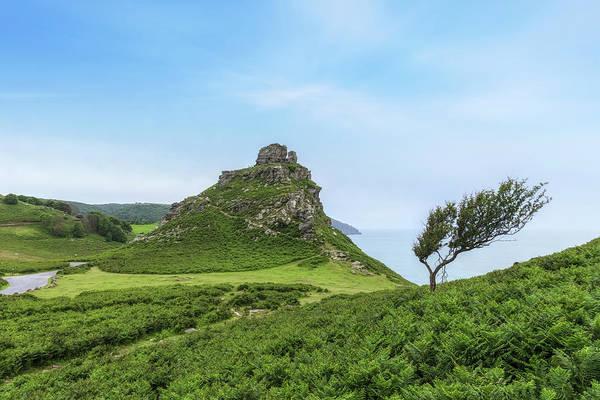 Exmoor Photograph - Valley Of Rocks - England by Joana Kruse