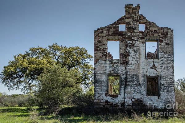 Photograph - Valley Spring Ruin - 2363 by Teresa Wilson