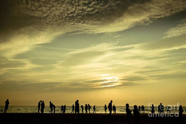 Photograph - Vanilla Sky by Raimond Klavins