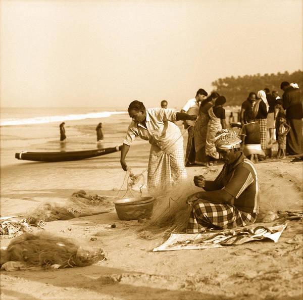 Photograph - Varkala Beach by Paul Cowan