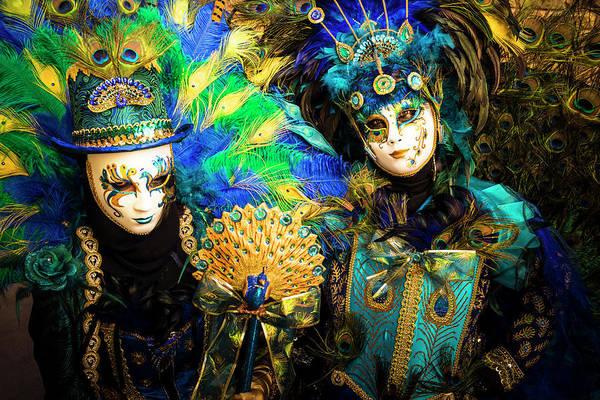 Carnival Wall Art - Photograph - Venice Carnival I '17 by Yuri San