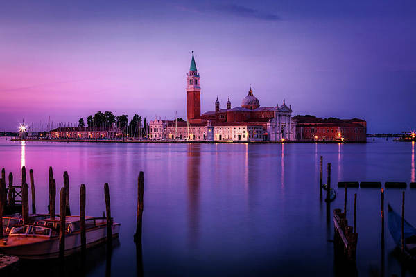 Wall Art - Photograph - Venice Reflections by Andrew Soundarajan