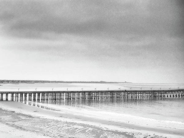 Photograph - Ventura Pier Early Morning by Dominic Piperata