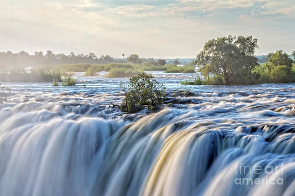 Wall Art - Photograph - Victoria Falls by Delphimages Photo Creations