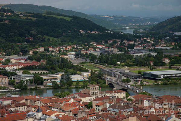 Wall Art - Photograph - Vienne, France by Timothy Johnson