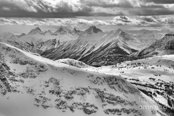 Photograph - View From The Goats Eye Quad by Adam Jewell