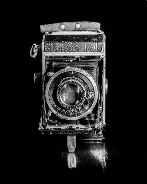 Photograph - Vintage Camera by Adam Reinhart