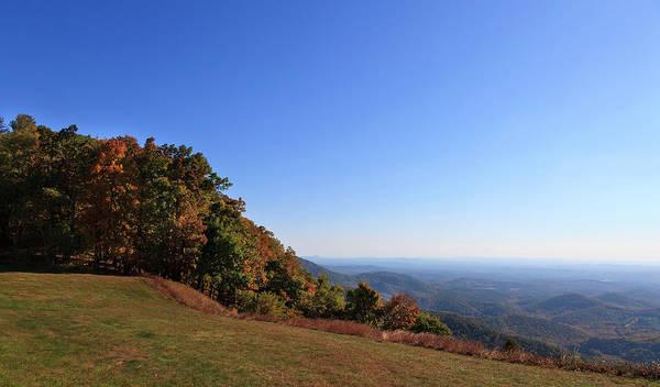 Photograph - Virginia Mountains by Jill Lang
