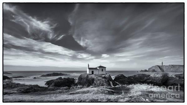 Photograph - Virxe Do Porto Meiras Galicia Spain by Pablo Avanzini