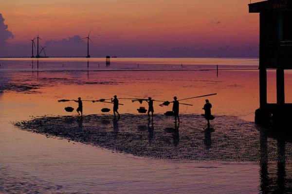 Photograph - Walking On The Sea by Okan YILMAZ