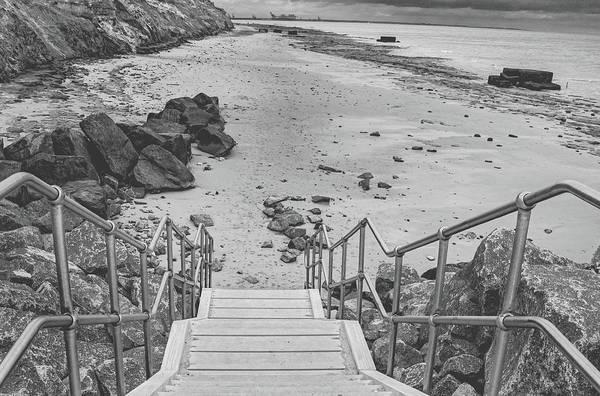Wall Art - Photograph - Walton On The Naze Beach by Martin Newman