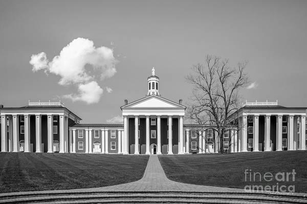 Robinson Photograph - Washington And Lee University Washington Hall by University Icons