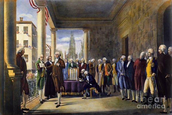 Wall Art - Photograph - Washington: Inauguration by Granger