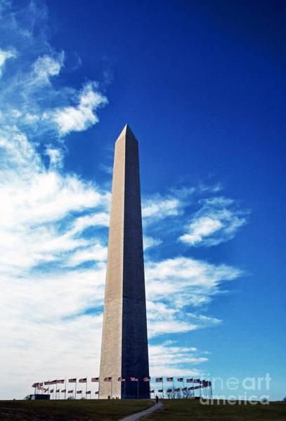 Photograph - Washington Monument by Thomas R Fletcher