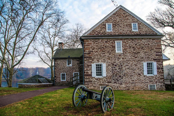 Wall Art - Photograph - Washingtons Crossing Pennsylvania by Bill Cannon