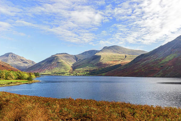 Wall Art - Photograph - Wastwater. by Angela Aird