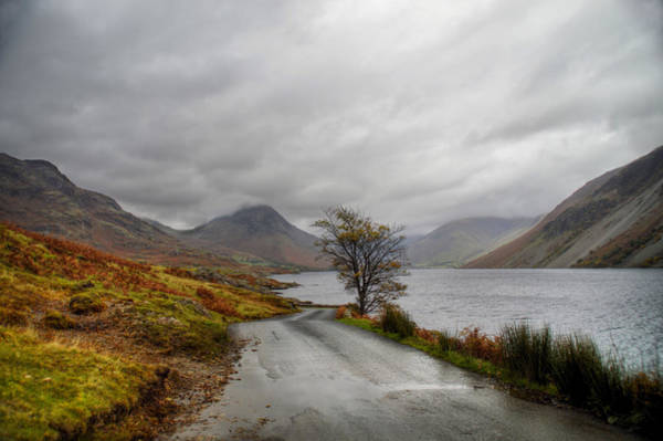 Photograph - Wastwater Lake District by Sarah Couzens