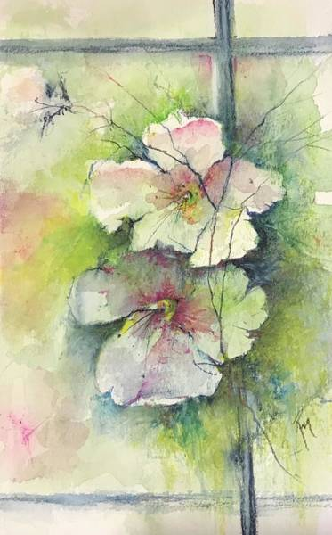 Painting - Watercolour by Robin Miller-Bookhout