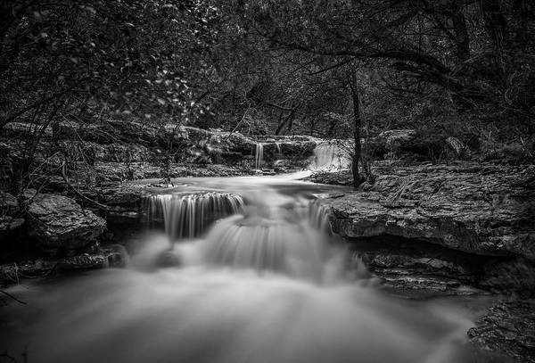 Photograph - Waterfall In Austin Texas by Todd Aaron