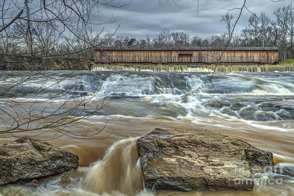 Wall Art - Photograph - Watson Mill Bridge by Rick Mann