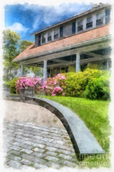 Wall Art - Photograph - Welcome Home by Edward Fielding