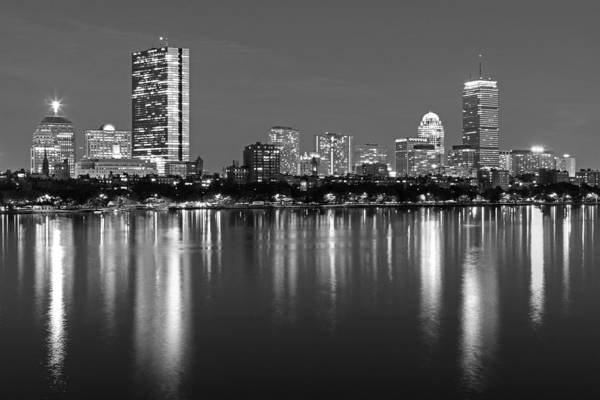 Photograph - Welcome To Boston by Juergen Roth