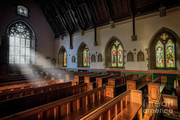 Wall Art - Photograph - Welsh Church by Adrian Evans