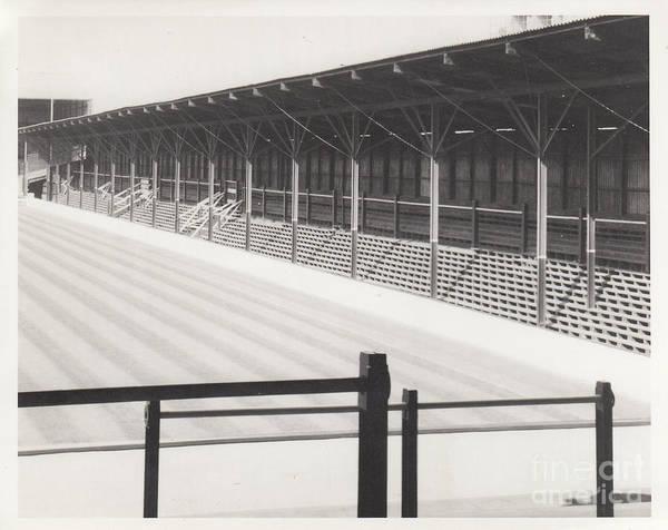 Wall Art - Photograph - West Ham - Upton Park - East Stand 1 - 1969 by Legendary Football Grounds