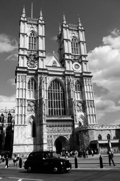 Wall Art - Photograph - Westminster Abbey by Liz Pinchen