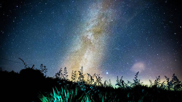 The Mac Wall Art - Photograph - Wexford Milky Way by Mac Oda Photography