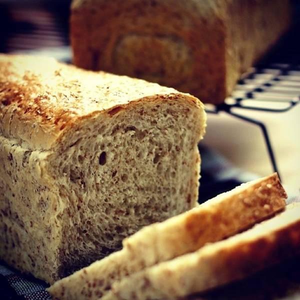 Wall Art - Photograph - Wheat Bread by Jun Pinzon