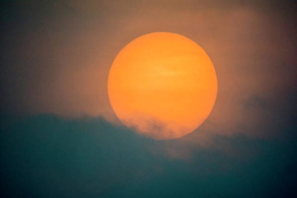 Photograph - When The Sun Sets by Wolfgang Stocker