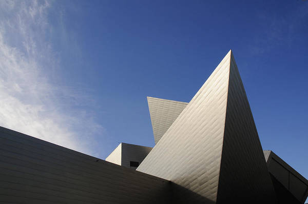 Denver Art Museum Photograph - Which Way  by Victor Rugg