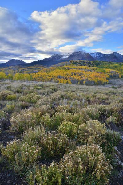 Photograph - Wilson Mesa Morning by Ray Mathis