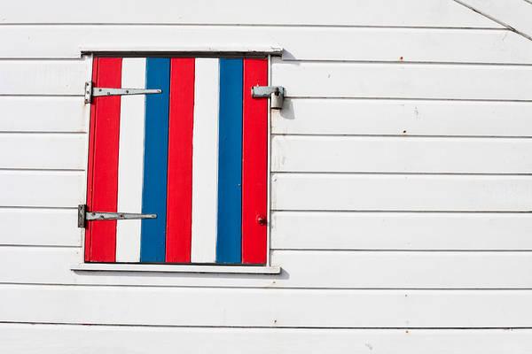 Chalet Wall Art - Photograph - Window Shutter by Tom Gowanlock