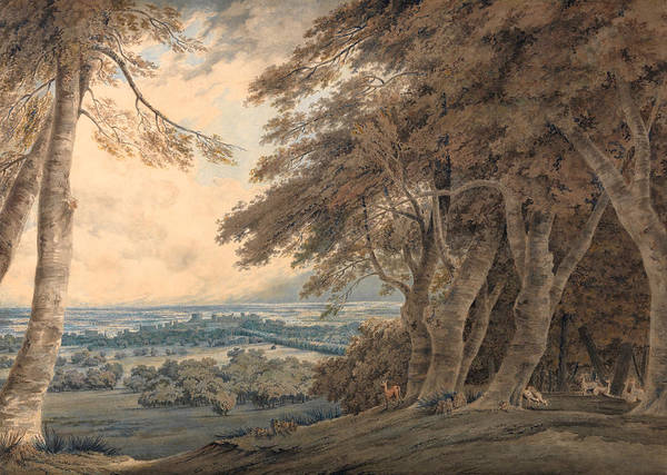 J. M. W. Turner Painting - Windsor by JMW Turner