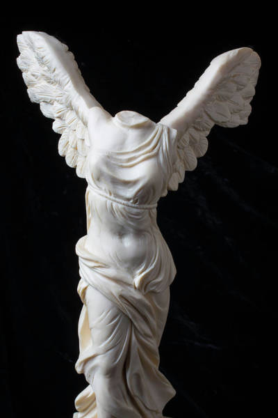 Wall Art - Photograph - Winged Victory by Garry Gay