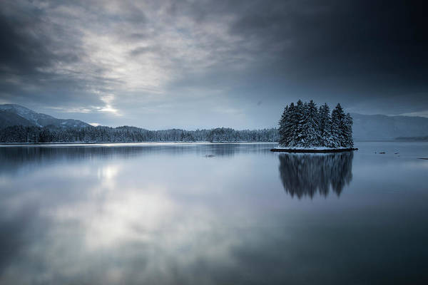 Photograph - Winter In Hoonah by Ian Johnson