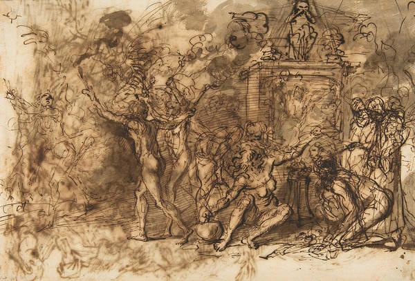 Witches' Sabbath Art Print
