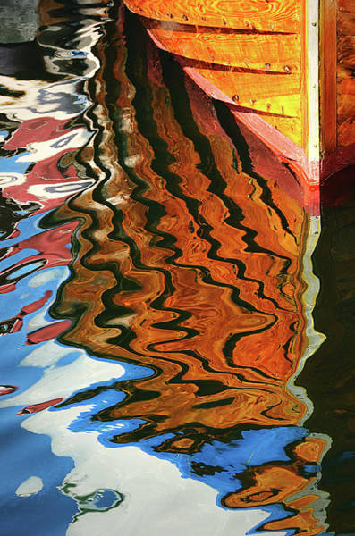 Paul Causie - Wooden Reflections III