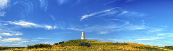 Photograph - Wright Brothers Memorial Panorama by Greg Reed